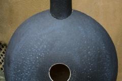 Krukketromme i steingods - Begittning 1